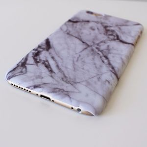 Accessories - WHITE MARBLE IPHONE CASE FOR 6, 6S, 6 PLUS